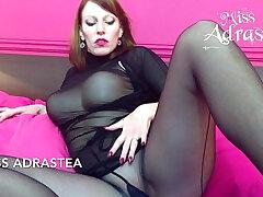 black-domination-pantyhose