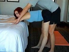 flexible-mom-son-yoga