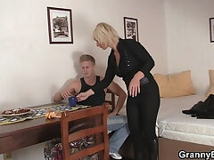 banged-mother