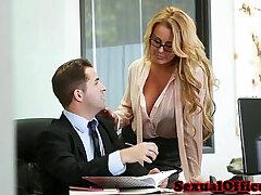 bald pussy-cum-cumshots-office
